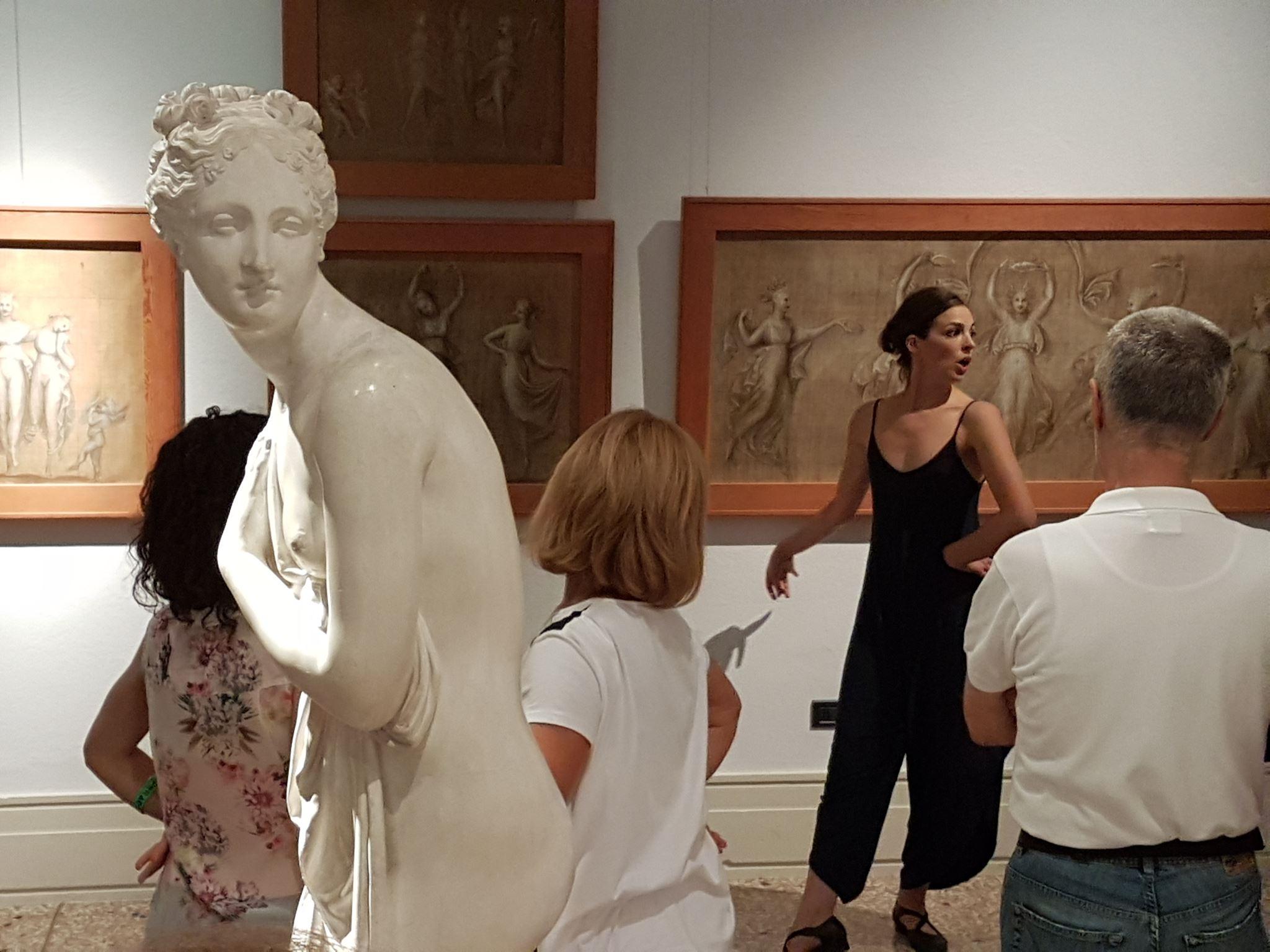 Bozzetti delle Grazie - Itinerari Coreografici in Museo